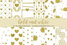 Digital papers / Digital papers for scrapbooking or decoupage or creating invitation cards or other hobbies.