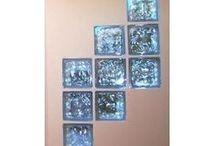 zid interior cu sticla