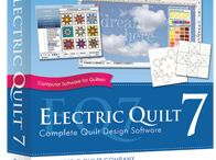Electric Quilt / the most fun you can have with a computer!