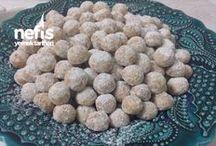 tarcinli misket kurabiye