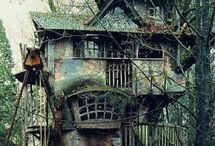 Tree House Ideas / Add To Your Home Fun With Tree House Ideas