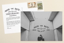 Save the Date / by Utterly Engaged by Lucia