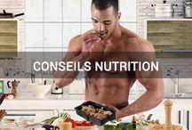 nutrition et compléments alimentaires
