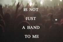 Bands and music