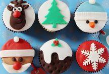 Christmas Cupcakes / 0