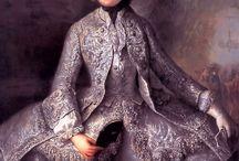 riding costume 18th century