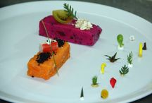 Food art in AKKA Hotels / A bunch of selection from our plates