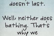 Things to ponder
