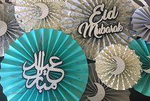 Idul Fitri decoration