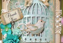 Thank You Cards - 2 / by Carol GoughLust