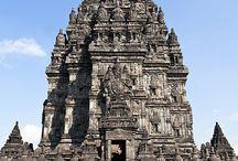Храмовые и дворцовые постройки