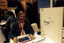 BIT 2014 (Milan, February 13-15, 2014) / Triumph Group International at BIT 2014 International Tourism Exchange #TriumphGroupInt #BIT2014
