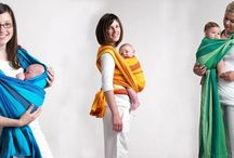 The Art of Babywearing / Why and how to best wear your baby!