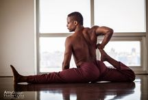 Yogis We Love / Photos and videos of talented yoga practitioners doing their thing!