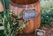 Eco-Friendly | Go Green Weddings / These eco-friendly wedding ideas will make sure your big day stays green!