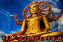 Raja Yoga predictions / Yoga Predictions / Get your raja yoga prediction report at the ease of your home through Vedic Folks' online jyotish services. When you have a brief idea about the movements of planets, you will know when and where luck awaits you.http://www.vedicfolks.com/celebrity/karma-predictions/vedic-astrology/raja-yoga-prediction-report.html