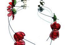 fleurs rouges bo