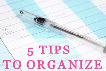 Organizing and Cleaning / All the best tips for organizing and cleaning your house! Get your house back under control with these amazing housekeeping tips!