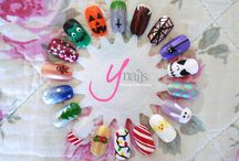 Nails / by Jessica Herzig