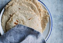 Photography - Indian Flat bread & Baked Bread