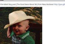 Blog Posts / by Mesu Andrews--Author