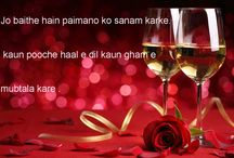 dard shayari with images,