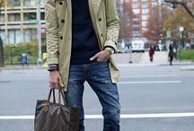 Мода мужчины