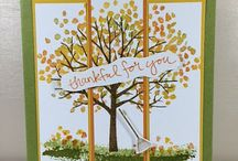 Stampin' Up! - Sheltering Tree