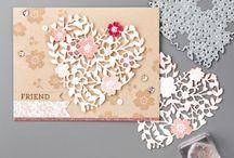 """Karten Hochzeit & Liebe / Cards Wedding & Love / Grußkarten rund ums Thema """"Heiraten"""", """"Hochzeit"""" und Liebe."""