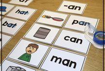 Montessori Language for Kindergarteners