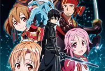 Anime / SnK, Death Note, etc