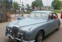 Jaguar MK2 / Jaguar MK2 at the David Manners Group http://www.jagspares.co.uk/Manners/company.asp / by David Manners Group