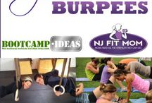 Boot camp ideas for teaching / Pe