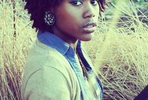 Hair & Beauty / Styles for natural looks. Keeping it fashionably simple.