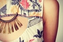 Boho style / by Cassie S