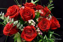 Valentine's Day - Ecuador Roses / A Few design options for roses