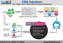 LeadNXT_CRM_Solutions for Manufacturing companies