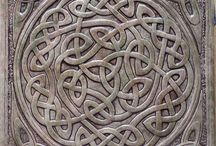 All things Celtic/ Anglo-Saxon / Celtic and Anglo Saxon art and artifacts