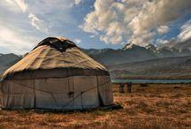 Teach in Central Asia