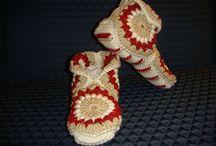 Ravelry free slipper pattern