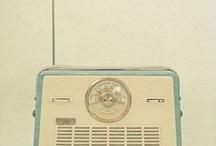 Радио винтаж