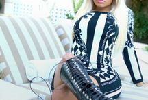Nicki Minaj / by Ally Ray