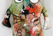 Ideer kunst og håndverk