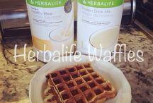 Herbalife / Recept och inspiration med Herbalife