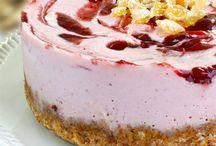 Food : Cakes & Tarts
