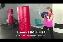 boxing / kickboxing workouts