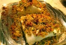 Fish and Seafood Recipes / Fish and Seafood Recipes including Salmon recipes, catfish recipes, trout recipes, cod recipes, fried fish recipes, grilled fish recipes, crab recipes, shrimp recipes and more!