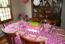 Claire birthday party ideas