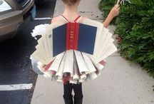 Bookish Halloween Costumes / by Augusta County Library