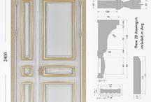 drzwi klasyczne